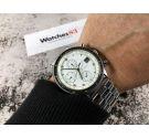 HAMILTON HTC Ref. 1898/3 Reloj vintage automático cronógrafo Chrono-Matic 40 JEWELS Cal. Lemania LWO 283 *** RAREZA ***