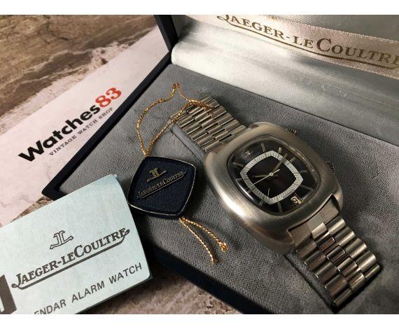 JAEGER LECOULTRE MASTER MEMOVOX Ref. E 872 Reloj ALARMA suizo antiguo automático Cal. 916 *** COLECCIONISTAS ***