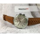 PLATINA Vintage swiss manual winding chronograph watch Cal. Landeron 248 BASE 30 PULSATIONS *** MEDICAL ***