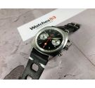 TRANSGLOBE Vintage swiss manual winding chronograph watch 5 ATM Cal. Valjoux 7733 Ref. 2240 *** LOLLIPOP ***