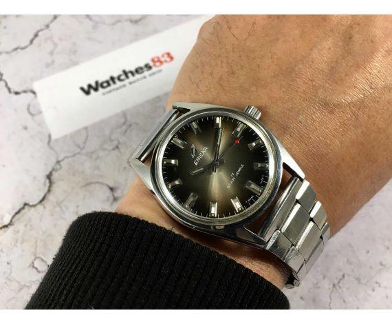ENICAR STAR Vintage swiss manual wind watch Cal. AR 160 Ref. 160-54-02 *** OCEAN PEARL ***