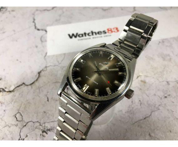 ENICAR STAR Reloj suizo de cuerda vintage Cal. AR 160 Ref. 160-54-02 *** OCEAN PEARL ***
