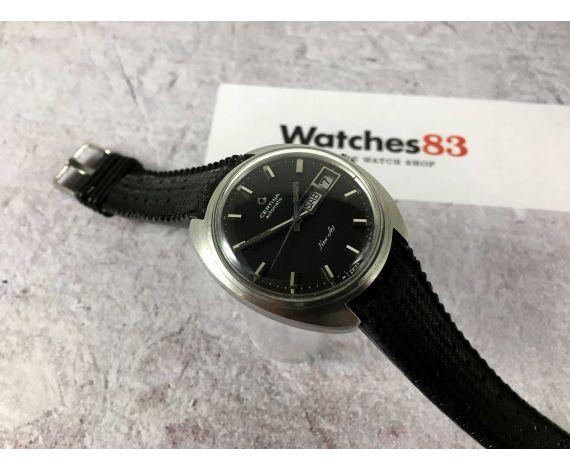 Certina NEW ART Reloj suizo antiguo automático Cal. 25-652 Ref. 5901-172 *** 27 JEWELS ***