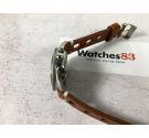 YEMA DAYTONA Vintage chronograph hand winding watch REVERSE PANDA Cal Valjoux 7734 SPECTACULAR PATINA *** COLLECTORS ***