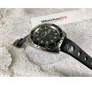 Vintage ELGIN swiss quartz watch DIVER 20 ATM Ref 9362-0001 *** OVERSIZE ***