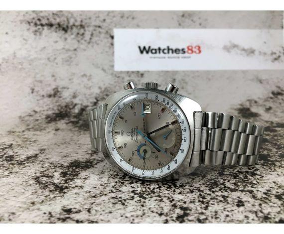 OMEGA SEAMASTER Ref. 176.007 reloj cronógrafo suizo automático vintage Cal. 1040 GRAN DIÁMETRO 22 jewels *** TODO ORIGINAL ***