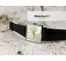 NOS FESTINA Vintage swiss hand winding watch SQUARE 17 jewels *** NEW OLD STOCK ***