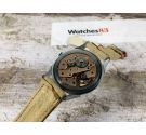 NOS KARDEX Vintage swiss manual wind Oversize 39 mm SPECTACULAR Cal. ETA 853 Plaqué OR *** NEW OLD STOCK ***