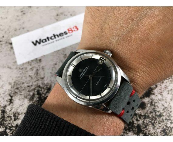UNIVERSAL GENEVE POLEROUTER SUPER Reloj suizo vintage automático Cal 1-69 MICROTOR Ref 869112/01 *** COLECCIONISTAS ***