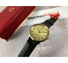 NOS OMEGA DE VILLE 1978 Vintage manual winding watch Cal. 625 Ref. 111.0107 + BOX *** NEW OLD STOCK ***