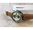 SEIKO PANDA Vintage automatic chronograph watch Ref. 6138-8020 Cal. 6138-B *** TROPICALIZED PATINA ***