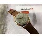 NOS KARDEX Vintage swiss manual wind Oversize SPECTACULAR Cal. ETA 853 Plaqué OR *** NEW OLD STOCK ***