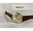 NOS DUWARD vintage swiss hand winding watch 15 jewels Plaqué OR Cal. FHF 81 *** NEW OLD STOCK ***