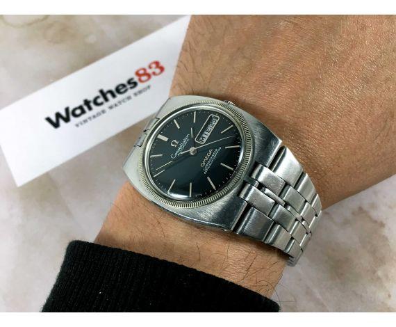 OMEGA CONSTELLATION Chronometer Officially Certified Reloj antiguo automático Ref 168.045 - 368.845 Cal 751 *** DIAL VERDE ***