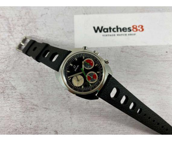 ENICAR OCEAN PEARL Ref 2342 Reloj cronógrafo suizo vintage de cuerda manual Cal. Valjoux 726 *** COLECCIONISTAS ***