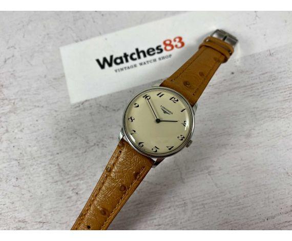 LONGINES Ref. 1114-847 Reloj suizo vintage de cuerda Cal. L847.4 *** PRECIOSO ***
