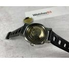 "NIVADA GRENCHEN DEPTHMASTER PAC MAN ""MINI PANERAI"" Cal ETA 2472 vintage swiss automatic watch *** COLLECTORS ***"