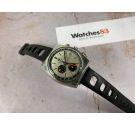 TISSOT LOBSTER NAVIGATOR Vintage swiss automatic chronograph watch Cal 2170 Ref 45.502 *** PANDA DIAL ***
