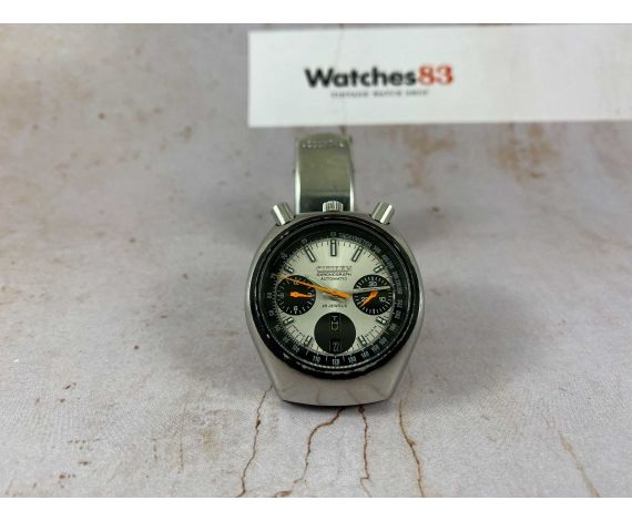 CITIZEN Vintage watch Chronograph Bullhead Automatic Ref 67-9020 JAPAN Cal 8110A 23 jewels *** ALL ORIGINAL ***
