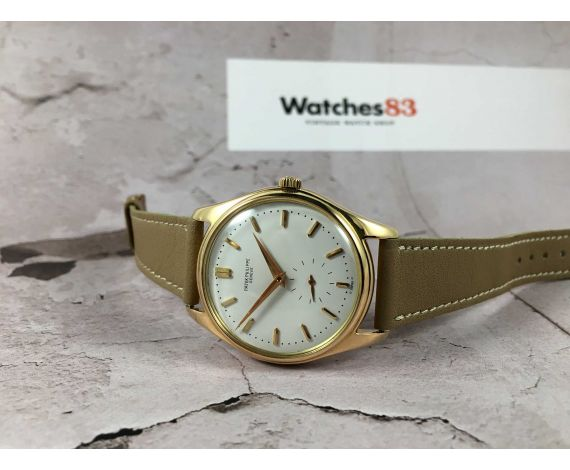 PATEK PHILIPPE CALATRAVA Ref. 2526 Reloj suizo antiguo automático Oro 18K Cal. 12-600 AT *** COLECCIONISTAS ***