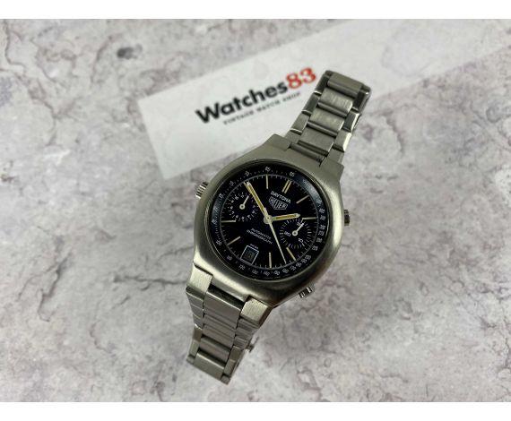 HEUER DAYTONA Vintage Reloj Cronógrafo suizo automático Cal. 12 Ref. 110.203B *** COLECCIONISTAS ***