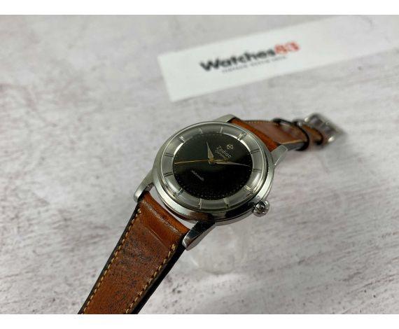 ZODIAC GLORIOUS Reloj suizo antiguo automático Cal. AS 1361 *** ESTILO POLEROUTER ***