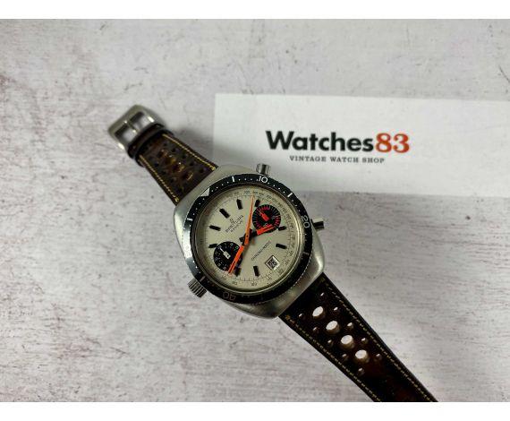 Vintage BREITLING CHRONO MATIC Ref 2112 Reloj cronógrafo suizo automatico Cal. 11 *** ESPECTACULAR ***