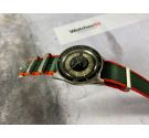 DIVER WABOS Vintage swiss automatic watch Cal. ETA 2630 *** BROAD ARROW ***
