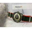 DIVER WABOS Reloj Vintage suizo automático Cal. ETA 2630 *** BROAD ARROW ***