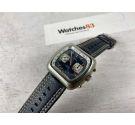 FESTINA RACING Vintage swiss hand winding chronograph watch Cal. Valjoux 7734 *** OVERSIZE ***