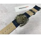 FESTINA RACING Vintage swiss hand winding chronograph watch Cal. Valjoux 7734 *** OVERSIZE ***