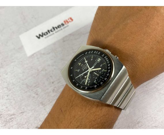 OMEGA SPEEDMASTER 125 ANNIVERSARY Vintage automatic chronograph watch Cal Omega 1041 Ref. 378.0801 / 178.0002 *** COLLECTORS ***