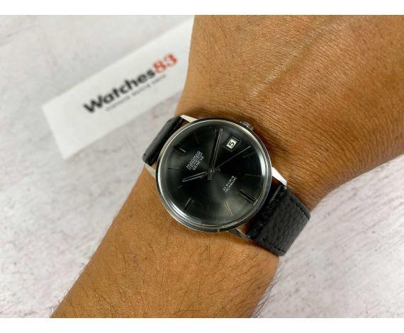 MIRAMAR GENÈVE Reloj NOS suizo antiguo de cuerda 21 rubis NUEVO DE ANTIGUO STOCK *** PRECIOSO ***