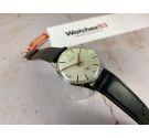 NOS DUWARD Vintage swiss hand winding watch 17 jewels NEW OLD STOCK *** PRECIOUS ***
