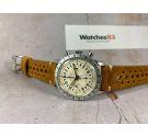 UNIVERSAL GENEVE AERO-COMPAX Reloj cronógrafo suizo antiguo de cuerda 24H Cal. UG 90 Venus 178 *** COLECCIONISTAS ***