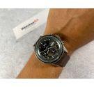 YEMA FLYGRAF Chronographe Vintage chronograph automatic watch Cal Valjoux 7750 *** COLLECTORS ***