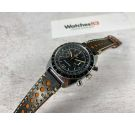 YEMA MEANGRAF SUPER Vintage chronograph hand winding watch Cal Valjoux 7734 *** SPECTACULAR ***