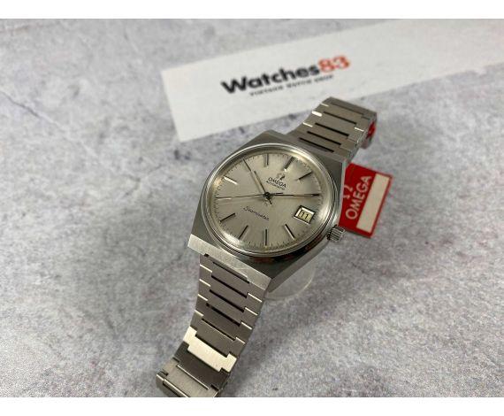 OMEGA SEAMASTER Reloj suizo antiguo automático Cal 1012 Ref 166.0215 *** NUEVO DE ANTIGUO STOCK ***