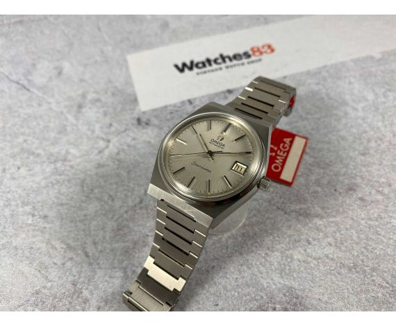 OMEGA SEAMASTER Vintage swiss automatic watch Cal 1012 Ref 166.0215 *** NEW OLD STOCK ***