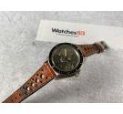 JEDER MANN Vintage swiss automatic watch ETA 2772 DIVER 30 ATM Threaded crown Lollipop *** SQUALE ***