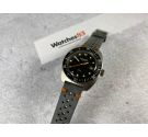 AQUASTAR GENÈVE ATOLL Vintage swiss automatic watch Cal. AS 1903 DIVER Bidirectional bezel *** COLLECTORS ***