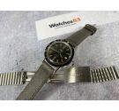 AUREOLE DIVER Vintage swiss automatic watch 20 ATMOS Cal. ETA 2452 *** PRECIOUS PÁTINA ***