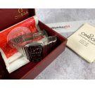 OMEGA SEAMASTER CHRONO-QUARTZ Cal. 1611 Reloj vintage suizo de cuarzo MONTREAL 1976 ALBATROS *** RELOJ + MANUAL + ESTUCHE ***