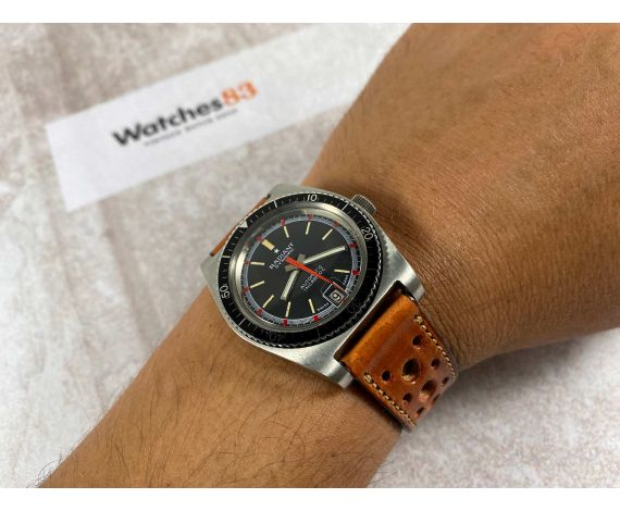 RADIANT DYNAMIC Vintage swiss automatic DIVER watch Cal. AS 1903 Bidirectional bezel *** 5 ATM ***
