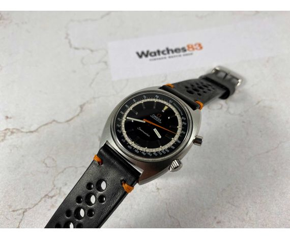 OMEGA SEAMASTER CHRONOSTOP Vintage hand winding chronograph watch Cal 865 Ref. 145.007 *** OVERSIZE ***