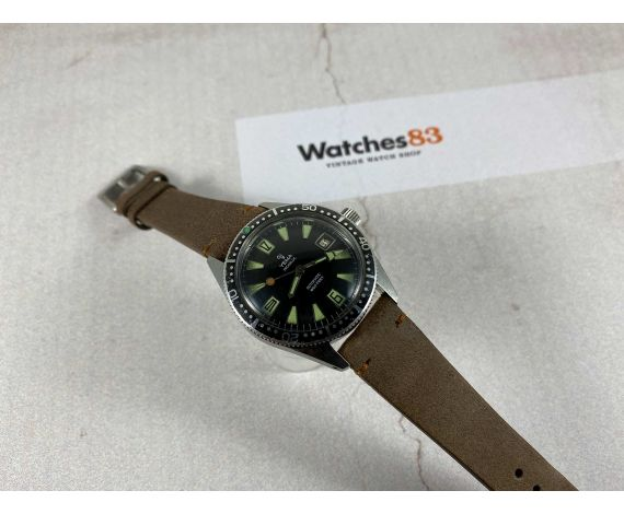 YEMA DIVER 660 FEET Reloj vintage DIVER automático Cal. ETA 2452 *** TODO DE ACERO ***