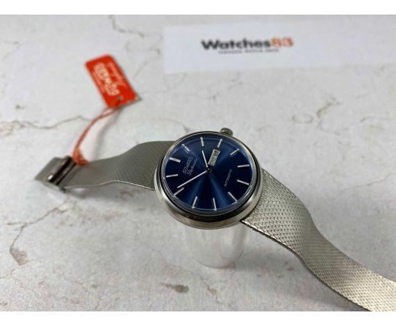 NOS Duward DIPLOMATIC Reloj suizo antiguo automatico *** NUEVO DE ANTIGUO STOCK ***