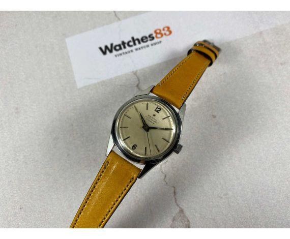 ZENITH CAPTAIN Vintage swiss automatic watch 20 Jewels Cal. 133.8 *** BUMPER ***