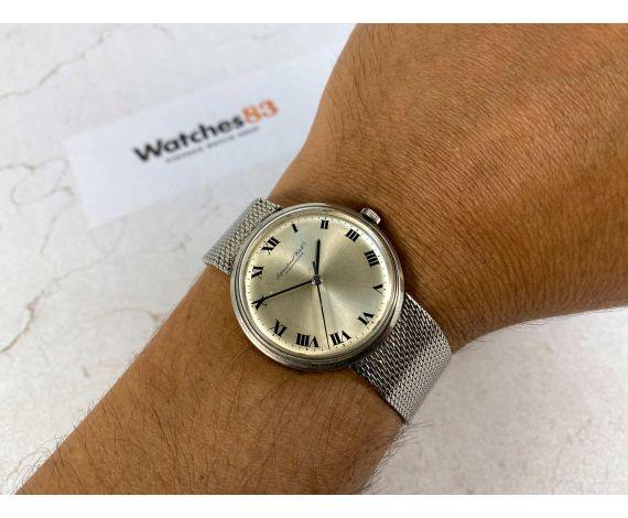 IWC International Watch Co Schaffhausen R1405 Reloj antiguo suizo de cuerda Cal. IWC 402 *** DRESS WATCH ***