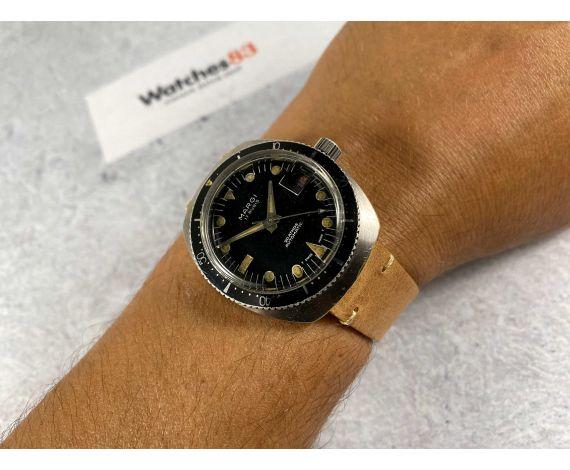 MARGI Vintage swiss automatic watch Cal FELSA 4007N 20 ATM *** DOWN BIG TRIANGLE ***